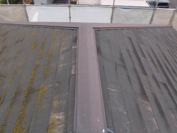 安城市 M様邸 外壁塗装 屋根塗装 無機コース施工前3