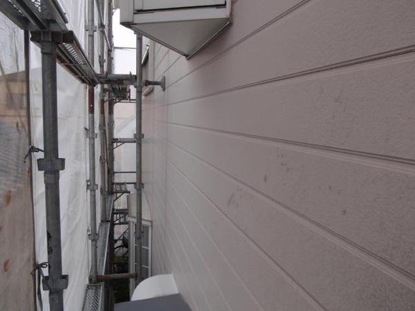 安城市 M様邸 外壁塗装 屋根塗装 無機コース施工前1