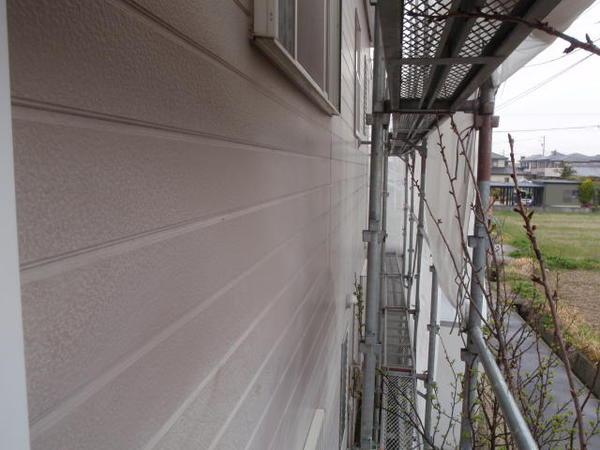 安城市 M様邸 外壁塗装 屋根塗装 無機コース施工前2