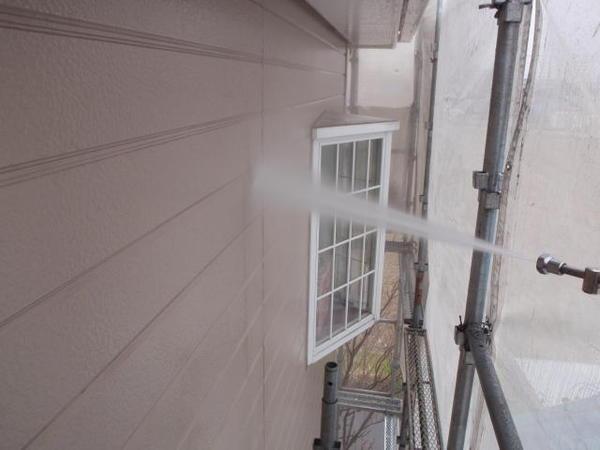 安城市 M様邸 外壁塗装 屋根塗装 無機コース高圧洗浄150キロ外壁