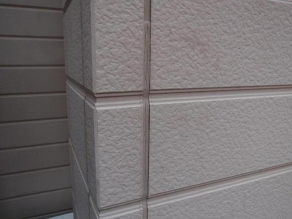 安城市 M様邸 外壁塗装 屋根塗装 無機コース下地処理シーリング施工前