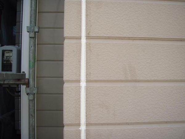 安城市 M様邸 外壁塗装 屋根塗装 無機コースシーリング完了
