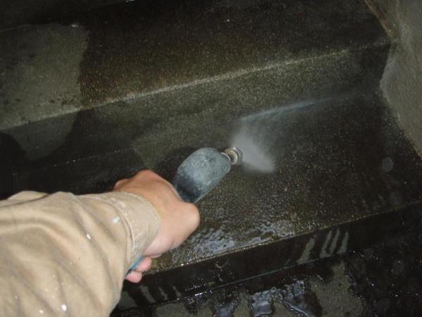 三好市 Y様邸 戸建 外壁塗装 屋根瓦止め漆喰 無機塗装コース高圧洗浄150キロ土間