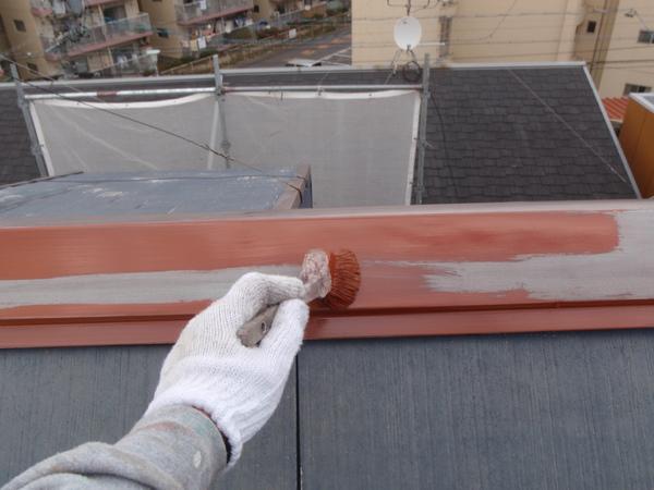 名古屋市 A様邸 戸建 外壁塗装 屋根塗装 無機・フッソコース錆止め