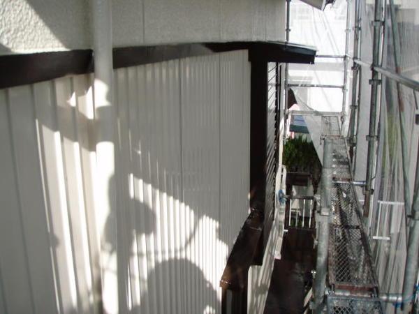 三好市 Y様邸 戸建 外壁塗装 屋根瓦止め漆喰 無機塗装コーストタン上塗り完了