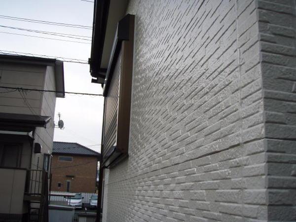 三好市 Y様邸 戸建 外壁塗装 屋根瓦止め漆喰 無機塗装コース施工完了